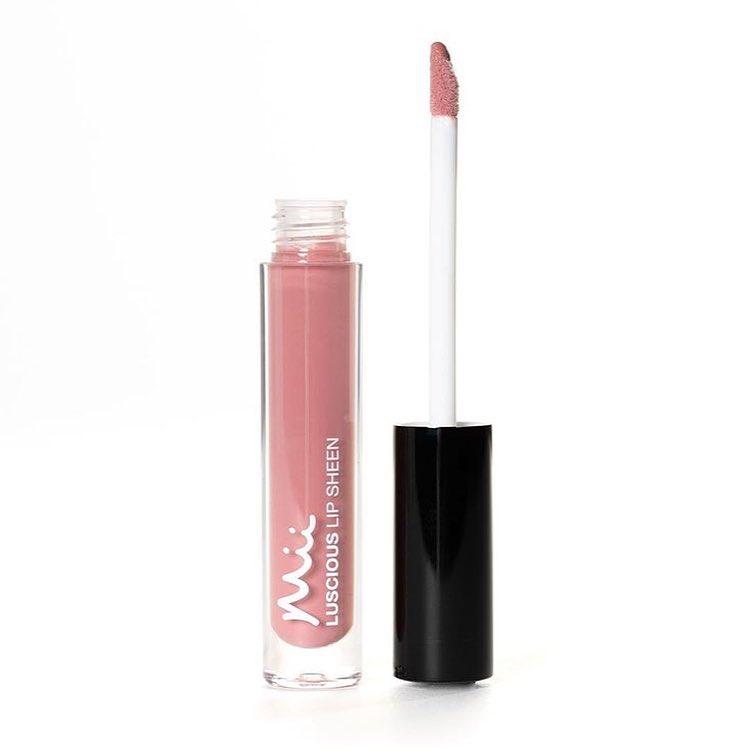Mii läppglans - Luscious Lip Sheen