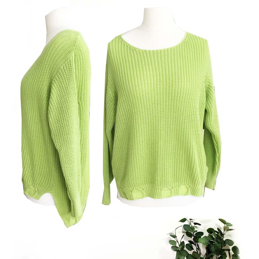 Amazing Woman Cotton Sweater