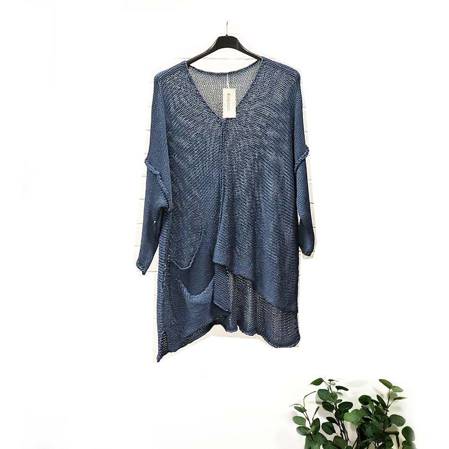 Cotton Knit Made in Italy Brands