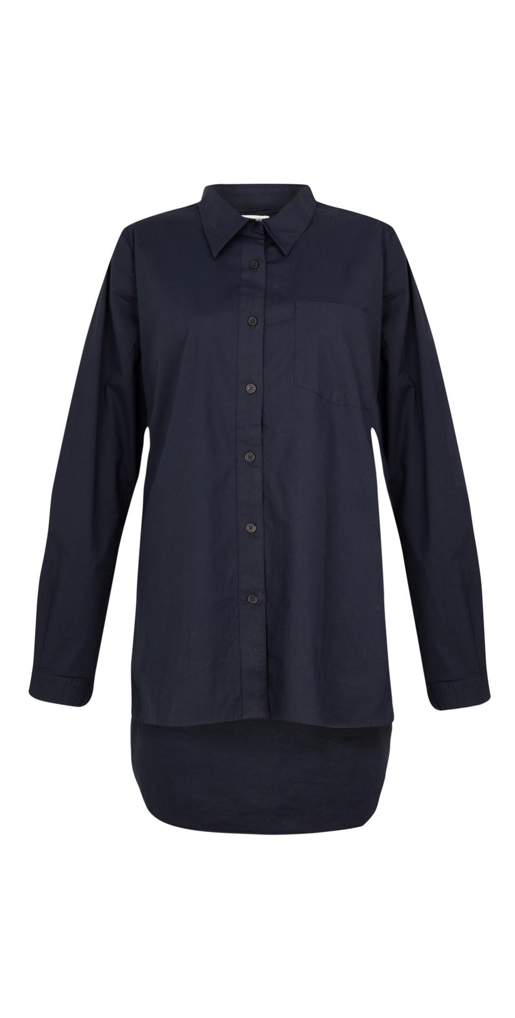 Long Back Shirt
