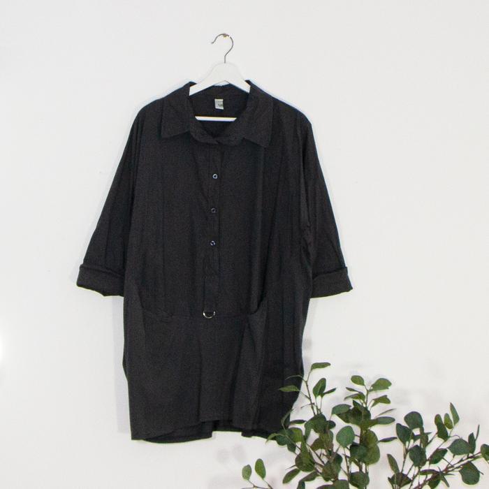 Oversized Shirt - Sarah Tempest Designs