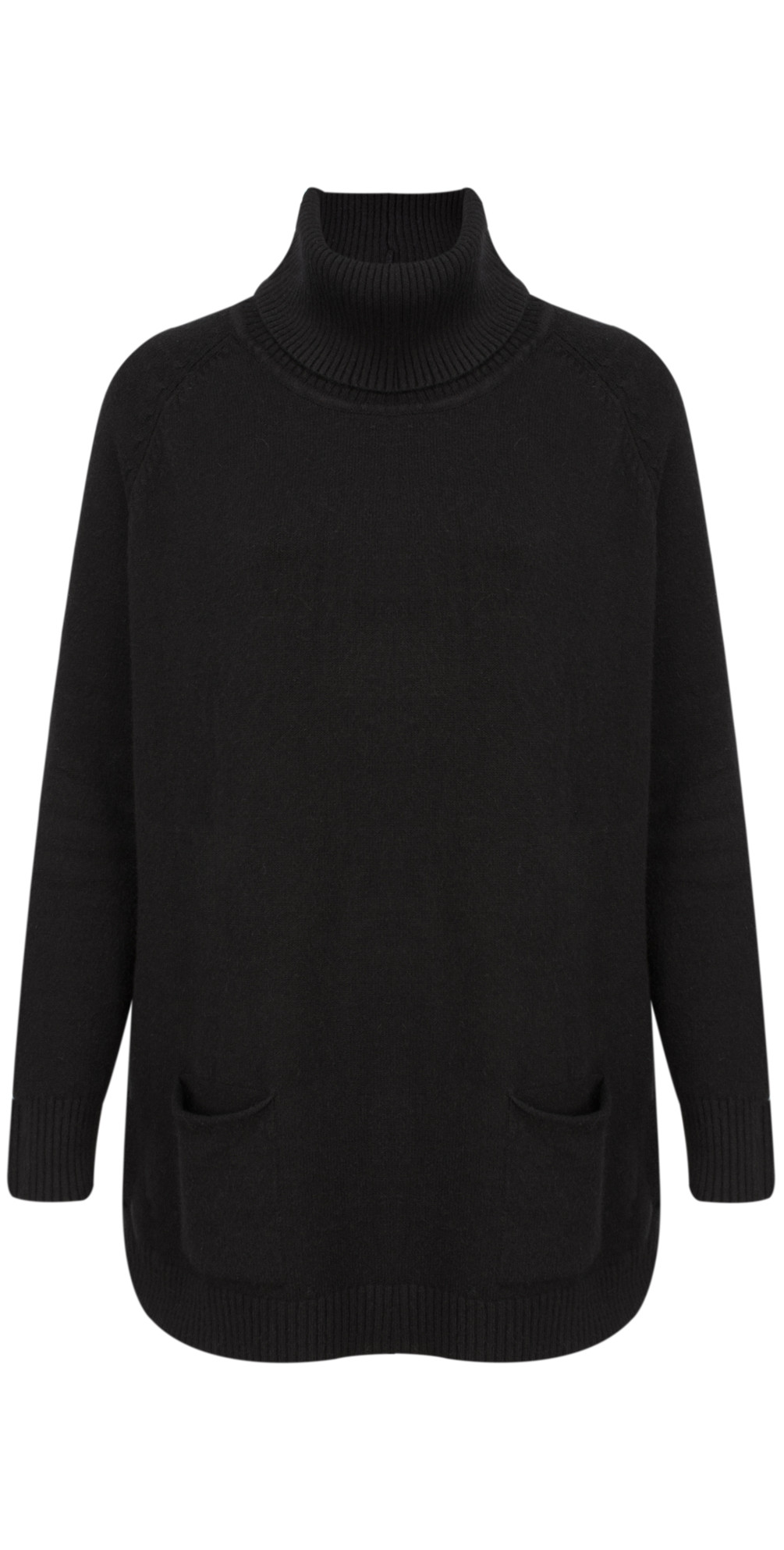 Black- Anna Sweater