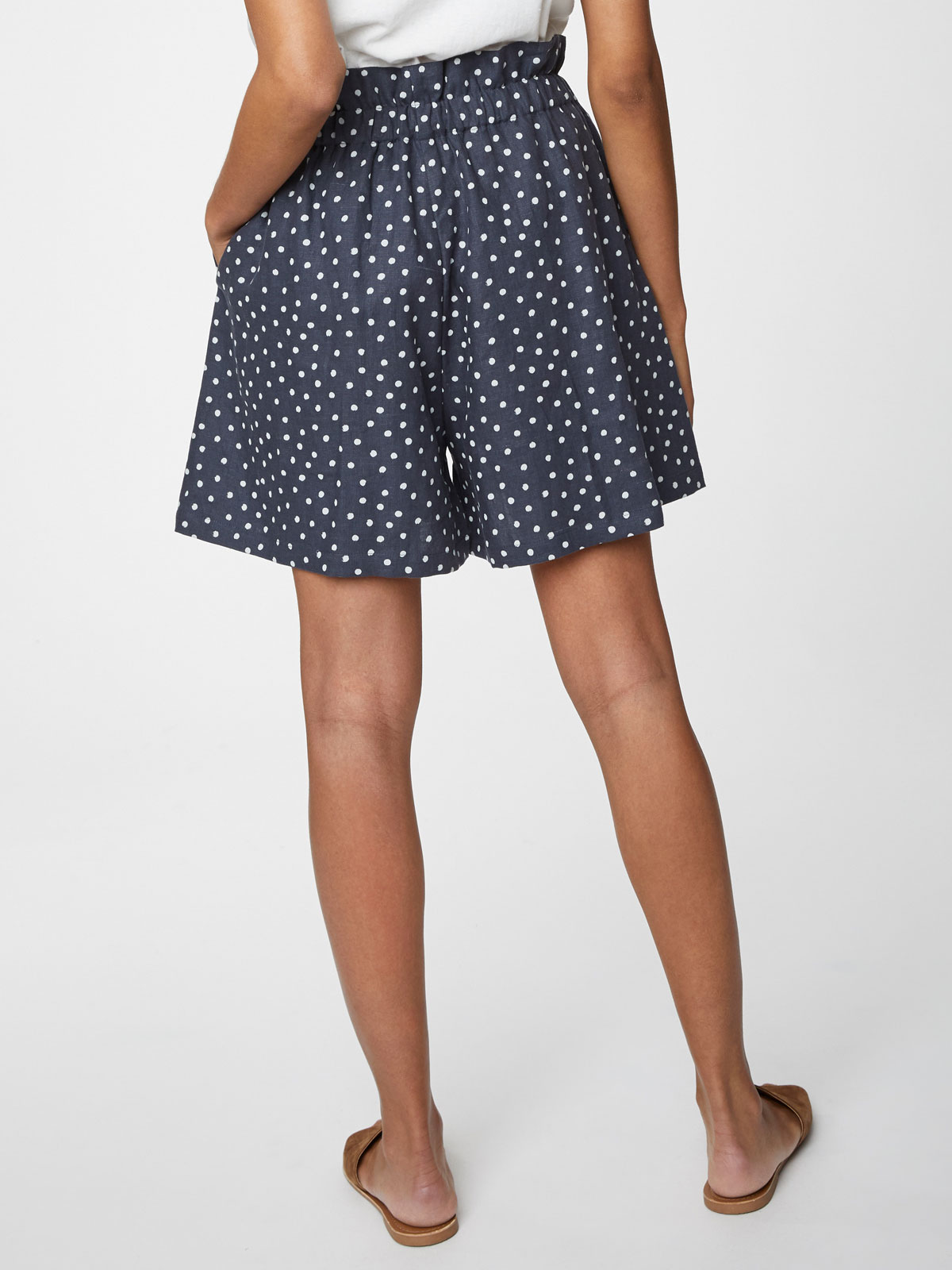 Thought Spot Miriam Shorts