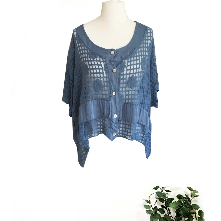 Lace Slacket Or Top