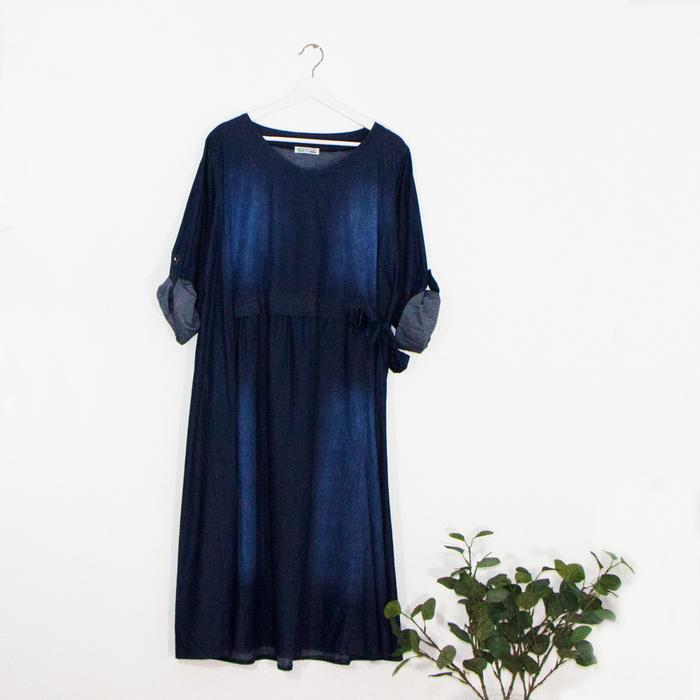 Lightweight Denim Dress Sarah Tempest Designs