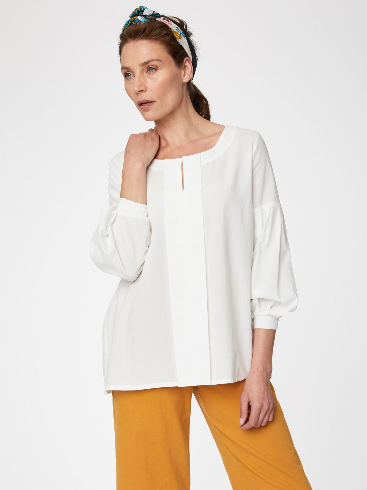 SALE WAS £55 NOW £30 Thought Benetta Blouse