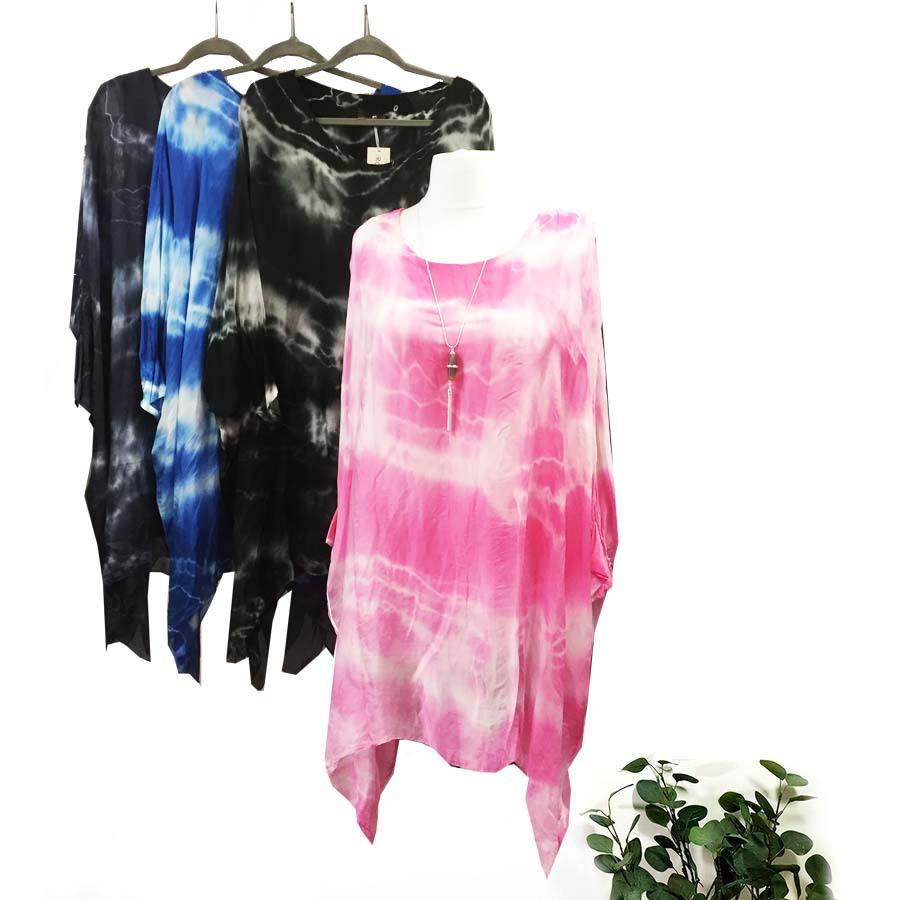 Tie Dye Long Length