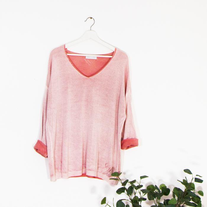 Vintage Wash Sweater Sarah Tempest Designs