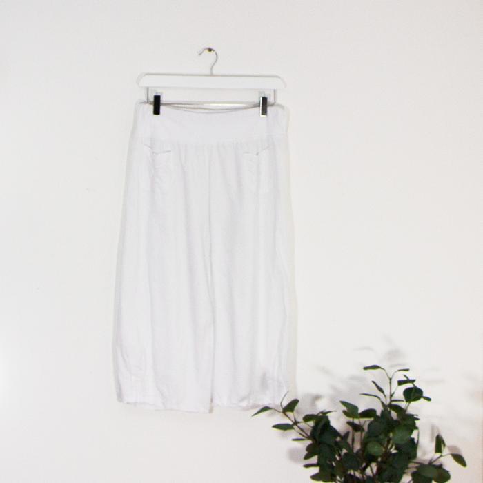Linen Culottes Sarah Tempest Designs
