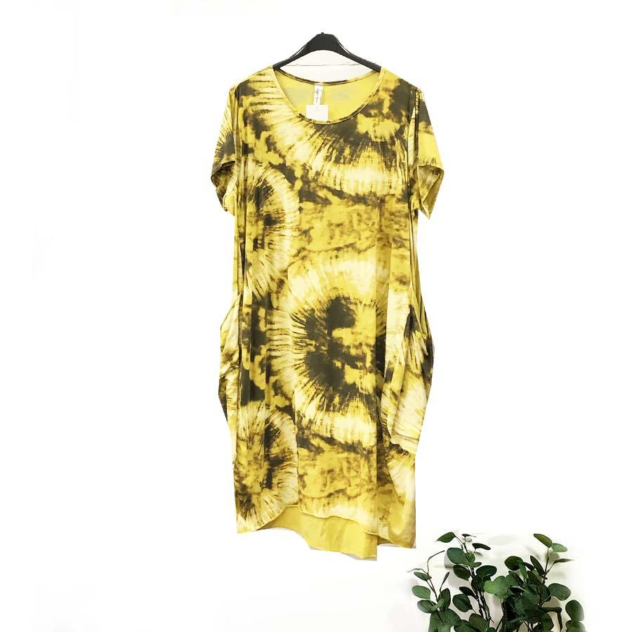 Cotton Jersey Dress