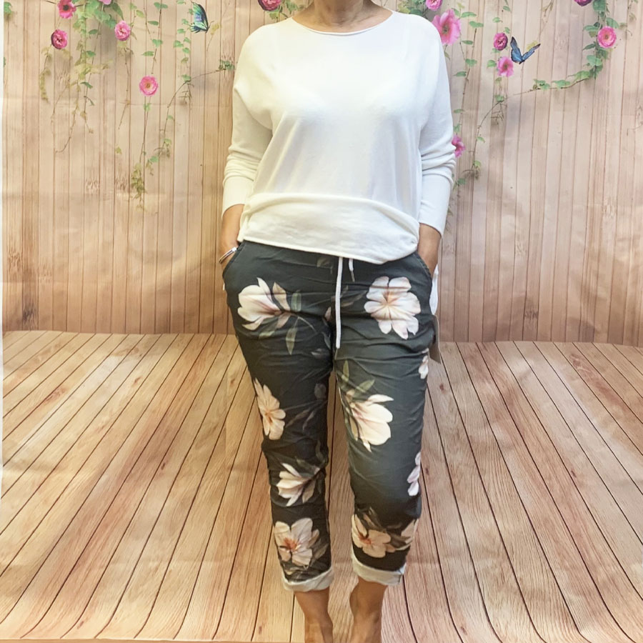 Floral Magic Trousers