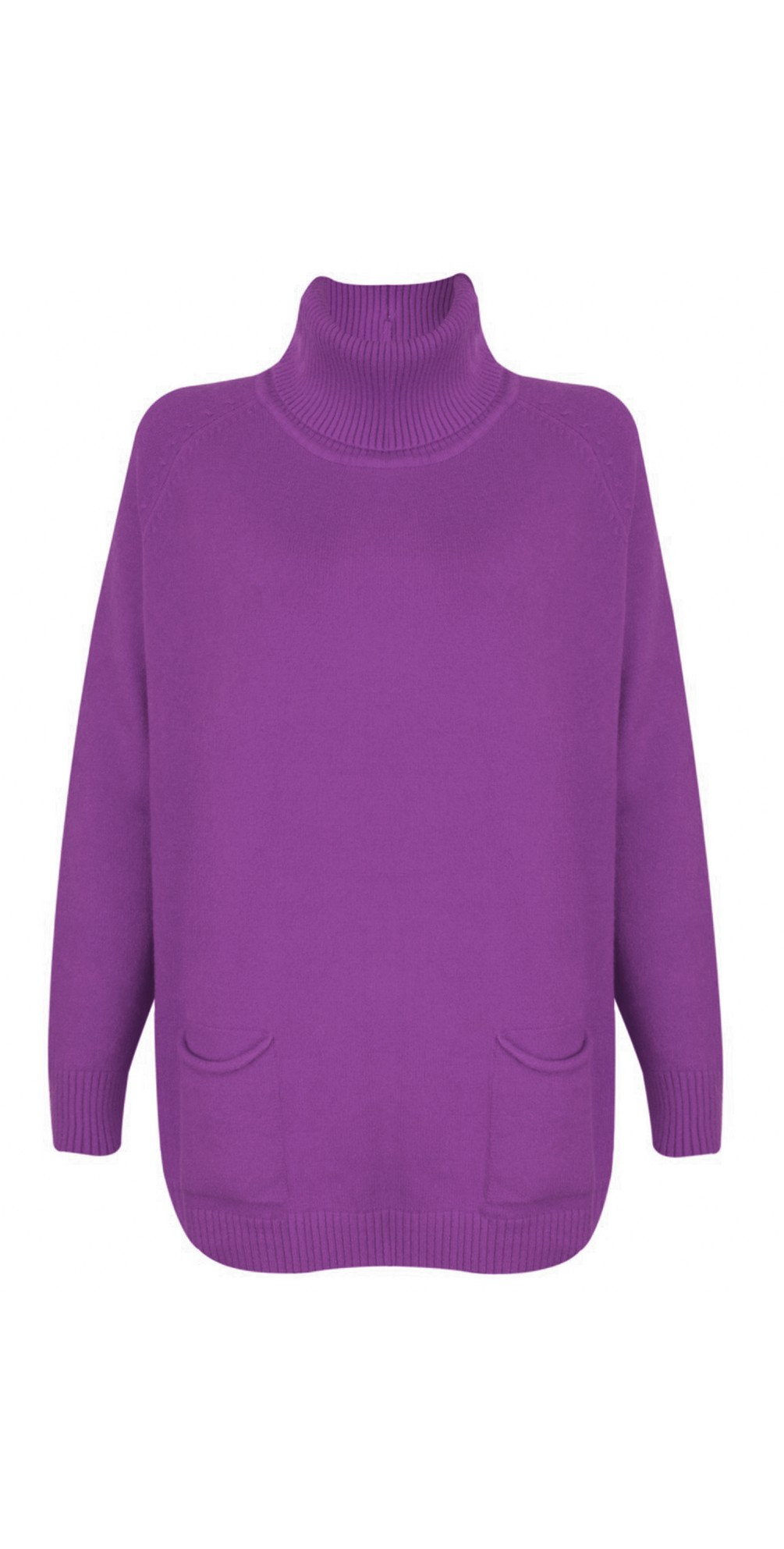 Purple - Anna Sweater