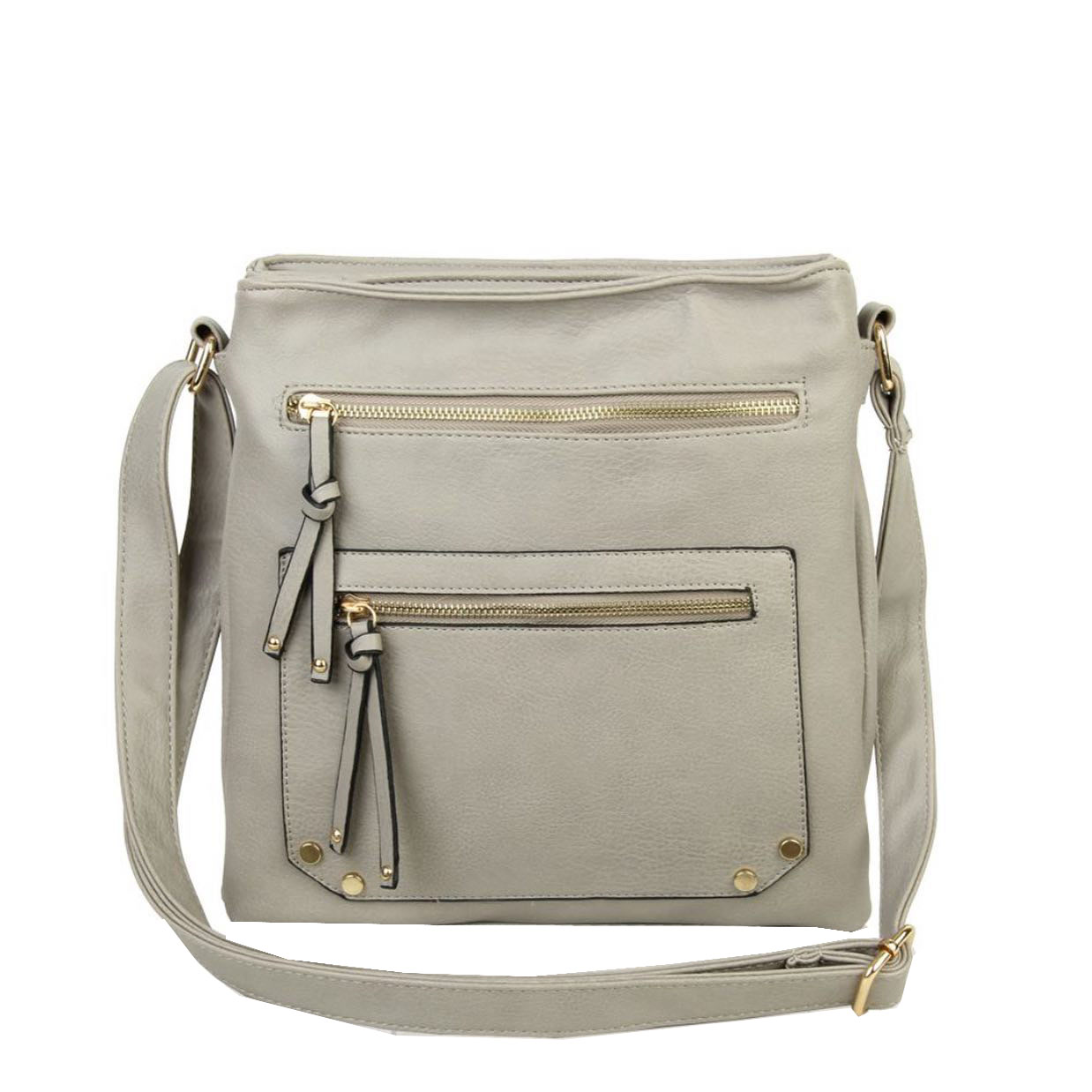 Pocket Detail Messenger Bags