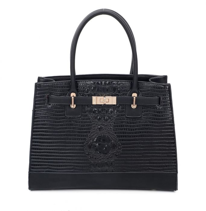 Elegant Iconic Black Bag