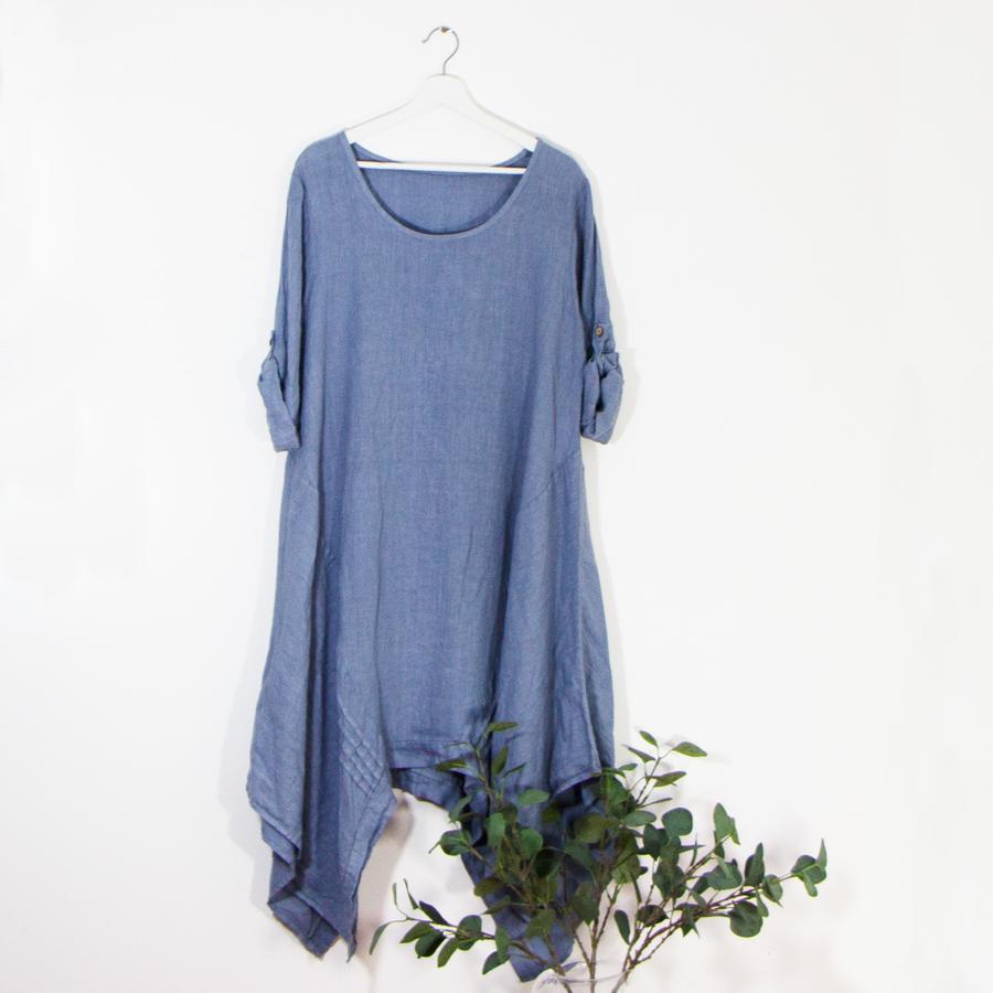 Linen Tunic Or Dress Sarah Tempest