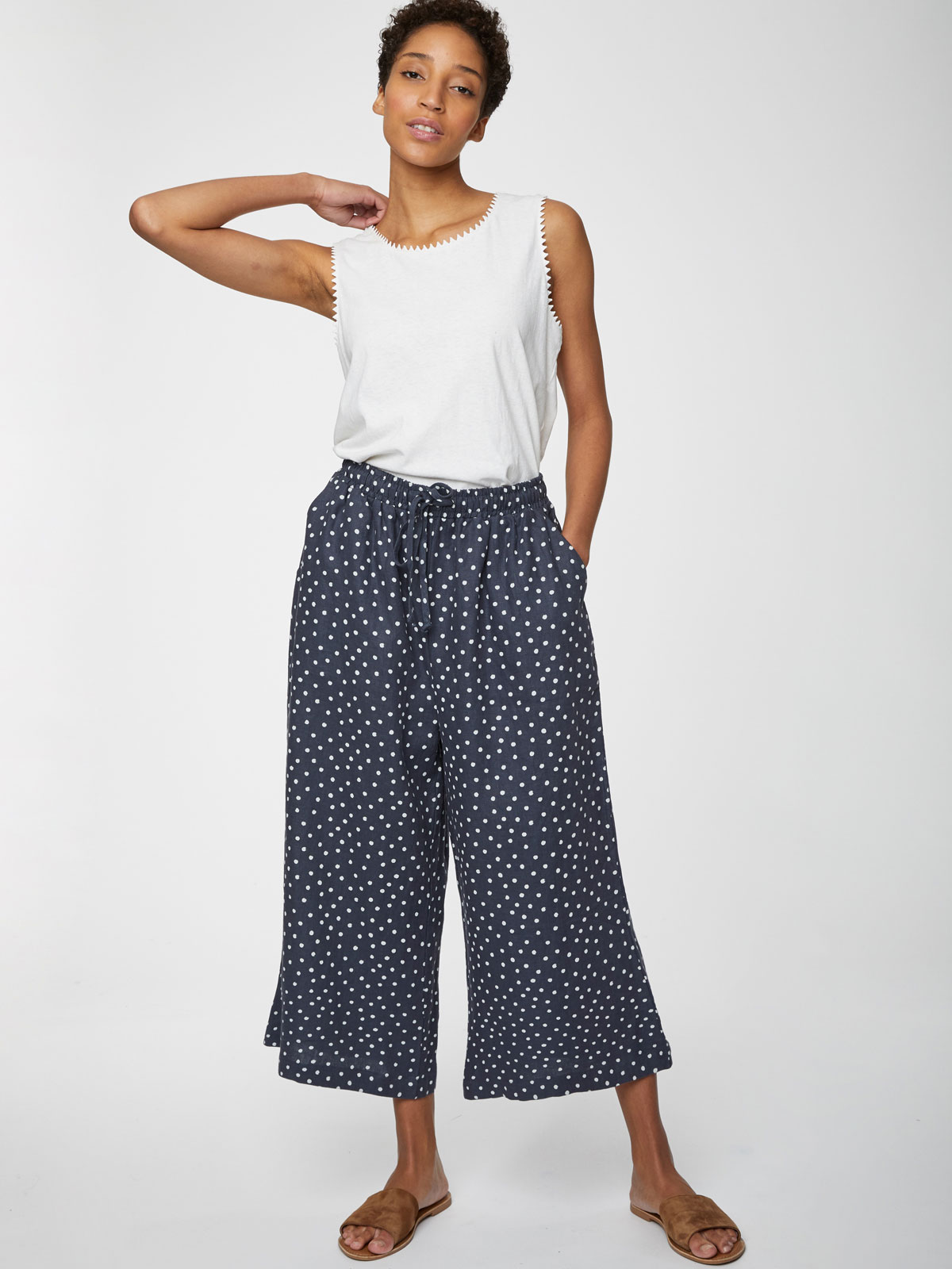 Thought Spot Miriam Culottes