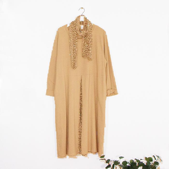 SALE WAS £45 NOW £35 Light Jersey Dress - Sarah Tempest Designs