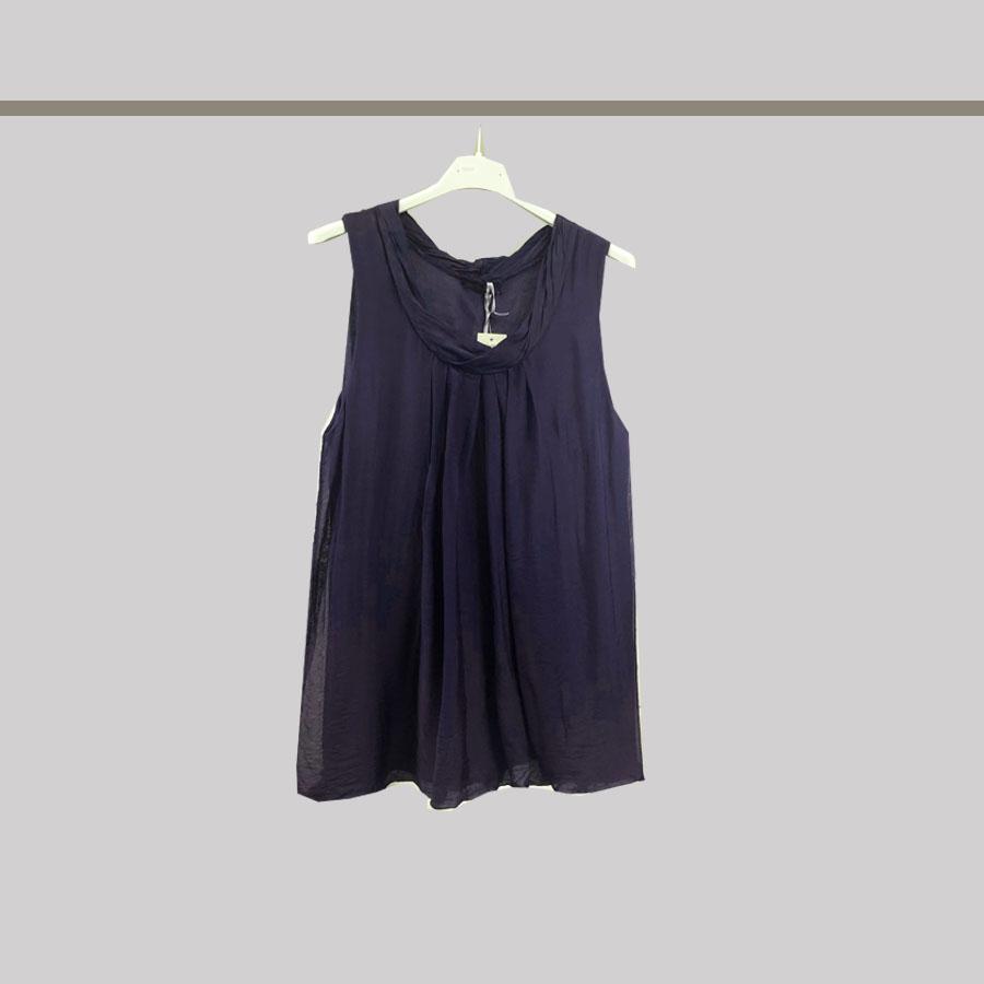 Silk Camisole Top