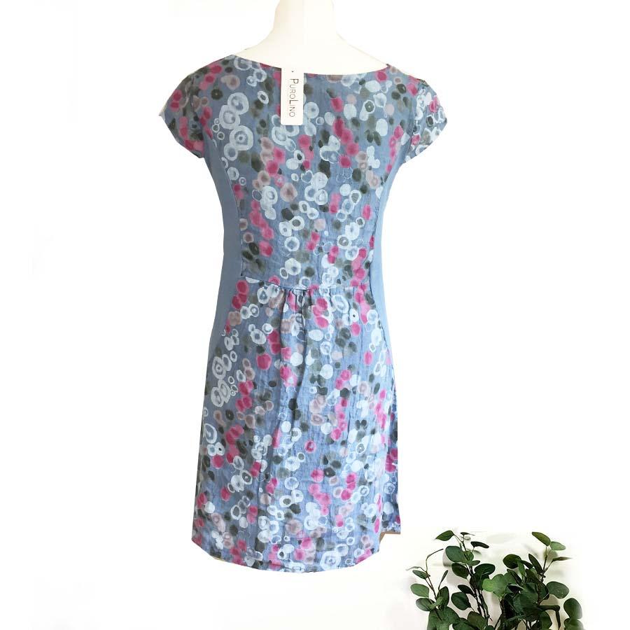 Linen Dress In Colours