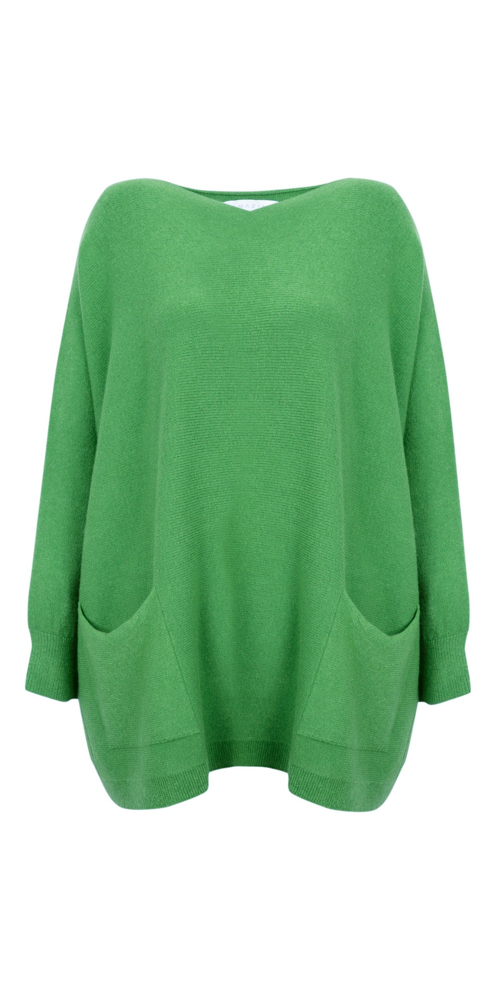 Carys Sweater Green - Amazing Woman