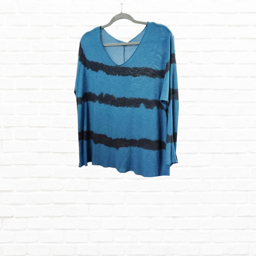 SALE WAS £30 NOW £12 Stripe Knit Top Colours