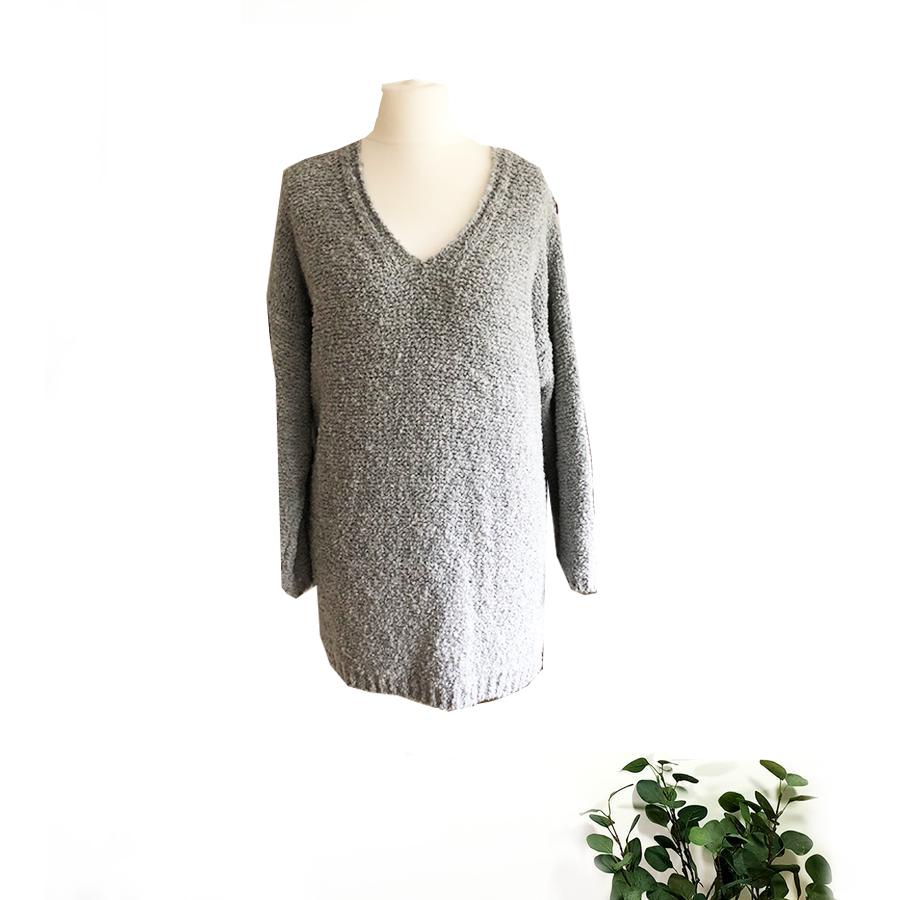 Soft Boucle Knit