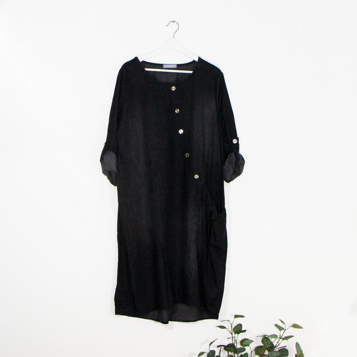 Lightweight Denim Dress - Sarah Tempest Designs