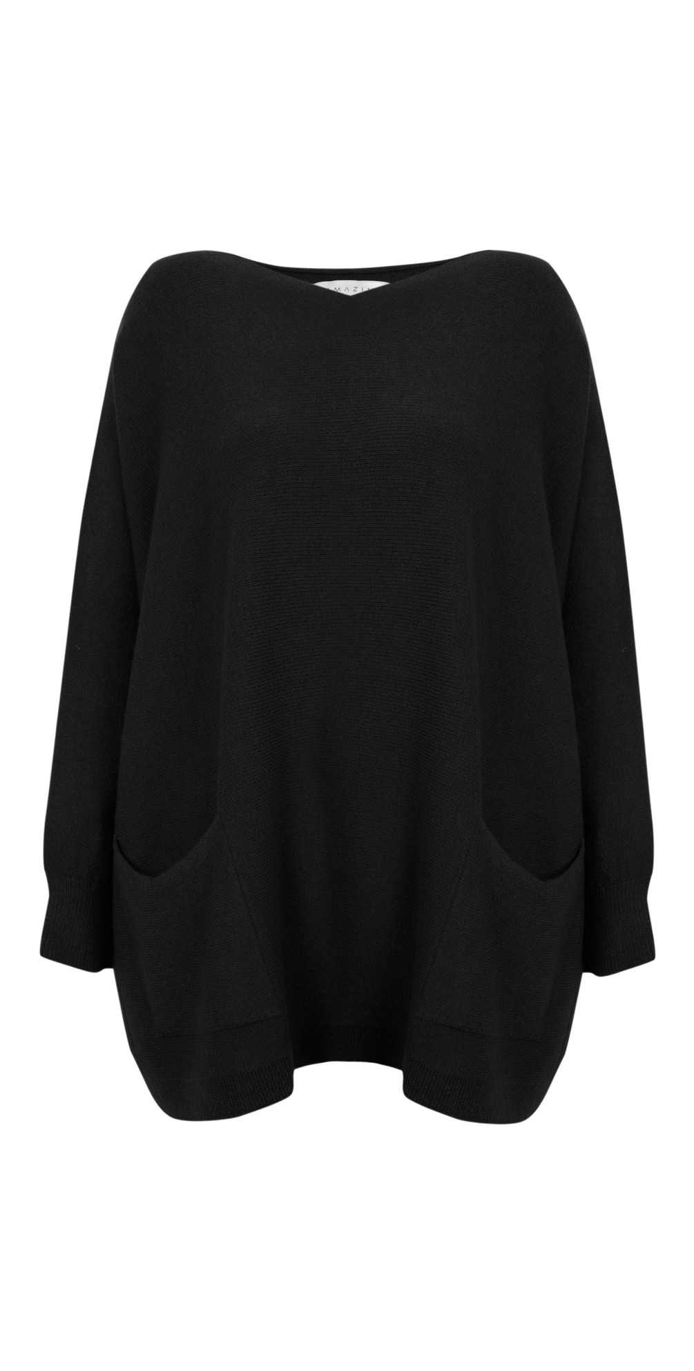 Carys Sweater Black - Amazing Woman