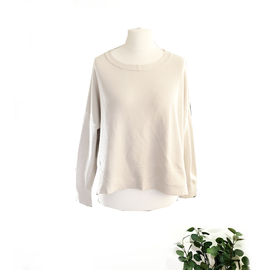 Soft Sweater in A Choice Of Colours