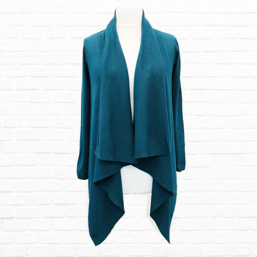 Waterfall Cardigan - Amazing Woman