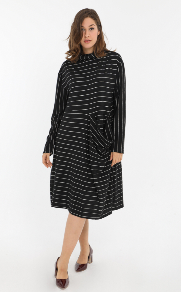 Neslay Stripe Dress