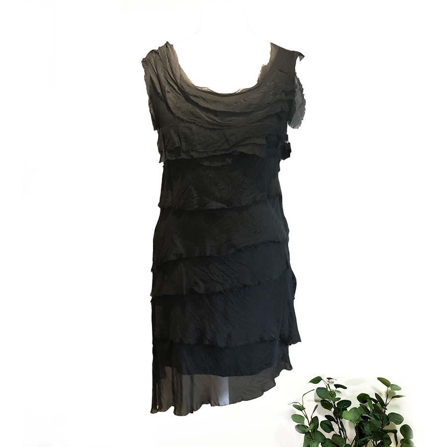 Silk & Stretch Jersey Dresses