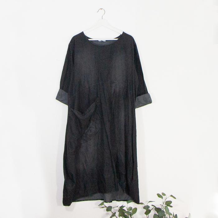 Denim Dress - Sarah Tempest Designs