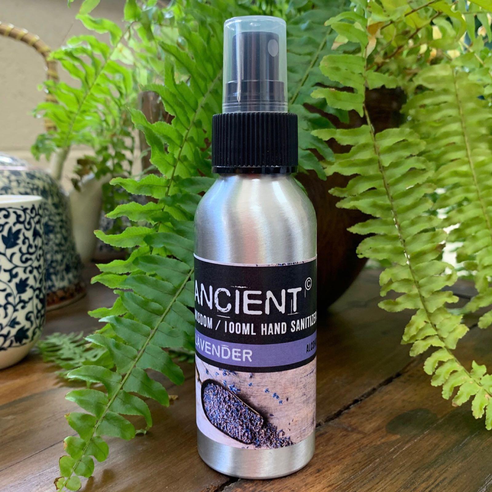 Lavender Hand Sanitiser Spray