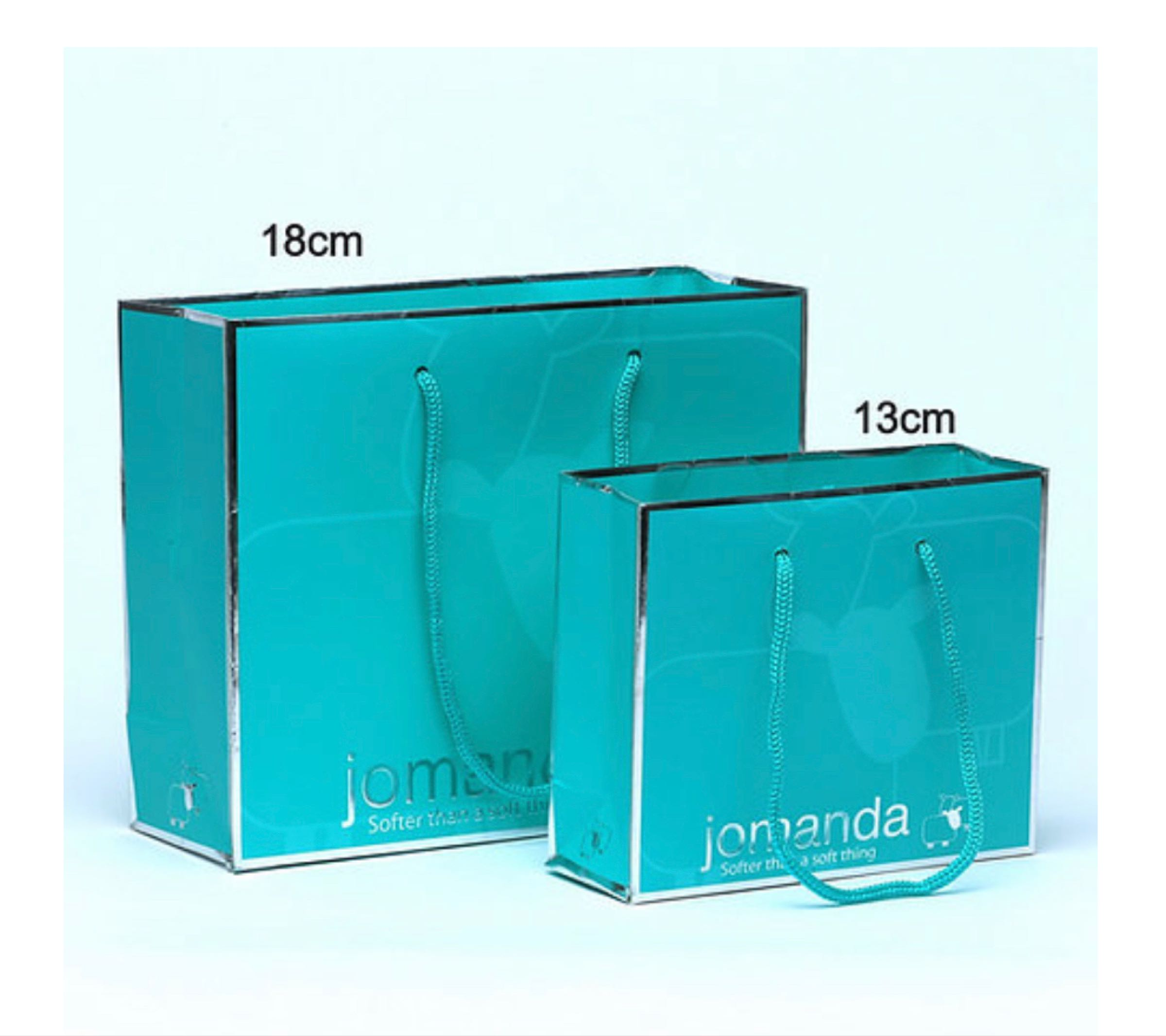 Jomanda Gift Bag 13cm suitable for mini toys and rattles