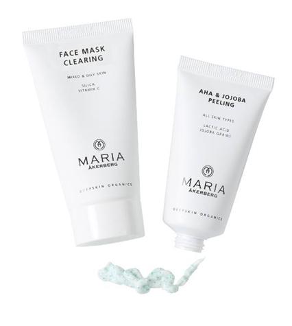 Clearing kit/acne/blandingshud