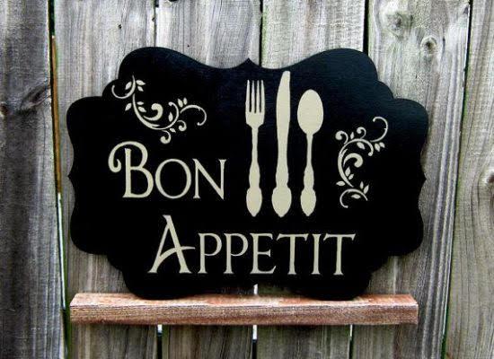 Bon Apppetit