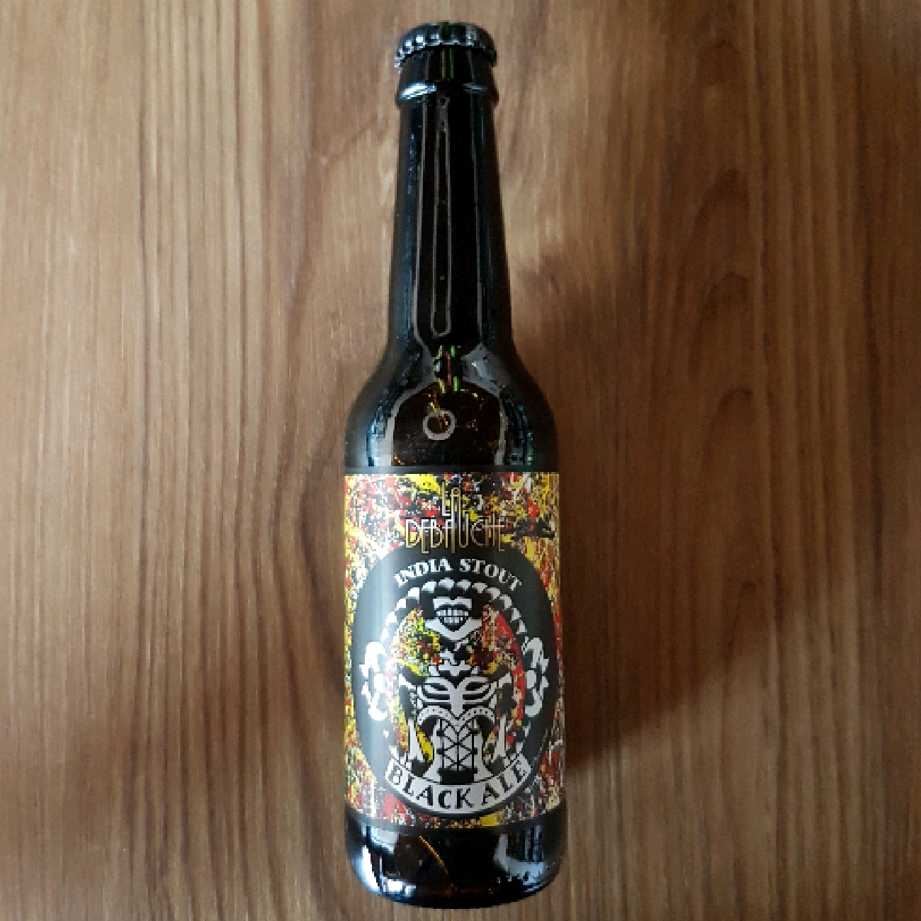 La Debauche Black India Stout