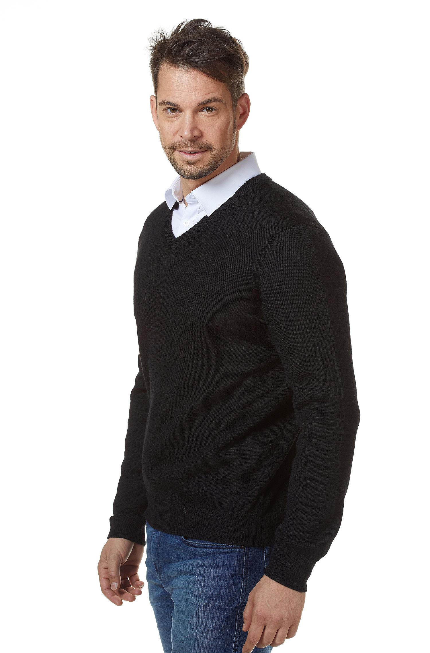 Herre Basic Pullover