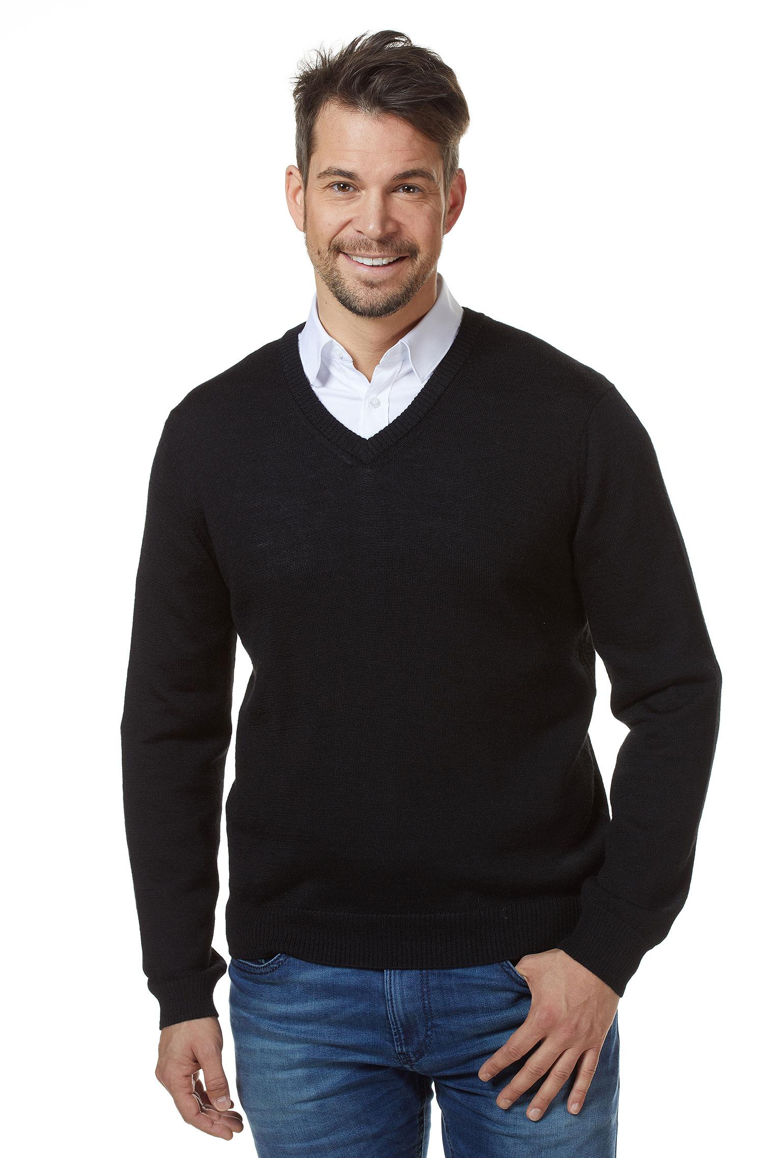 Alpaca - Herre Basic Pullover