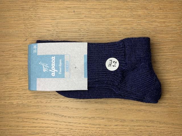 Fyrfår Alpaca sokker - str 36-38