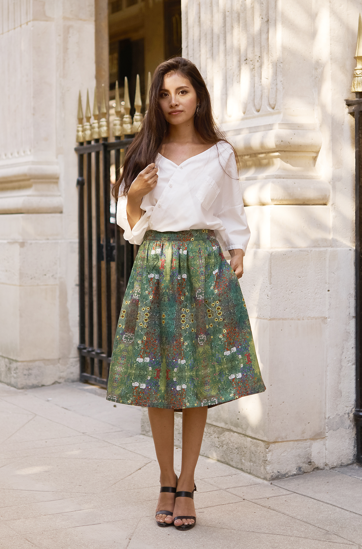 Antonia nederdel