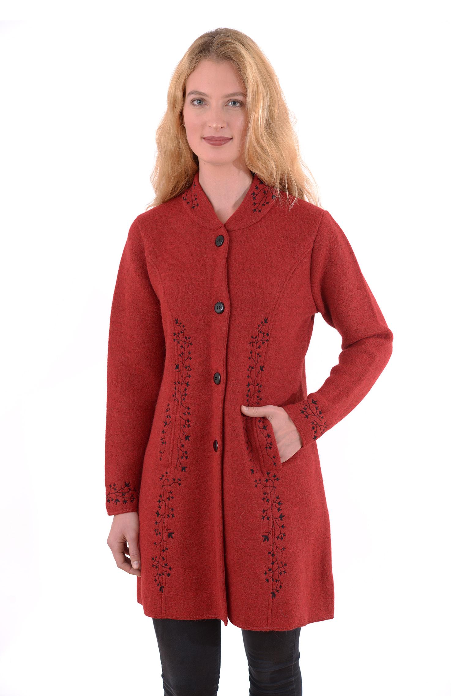 Alpaca - Dame frakke