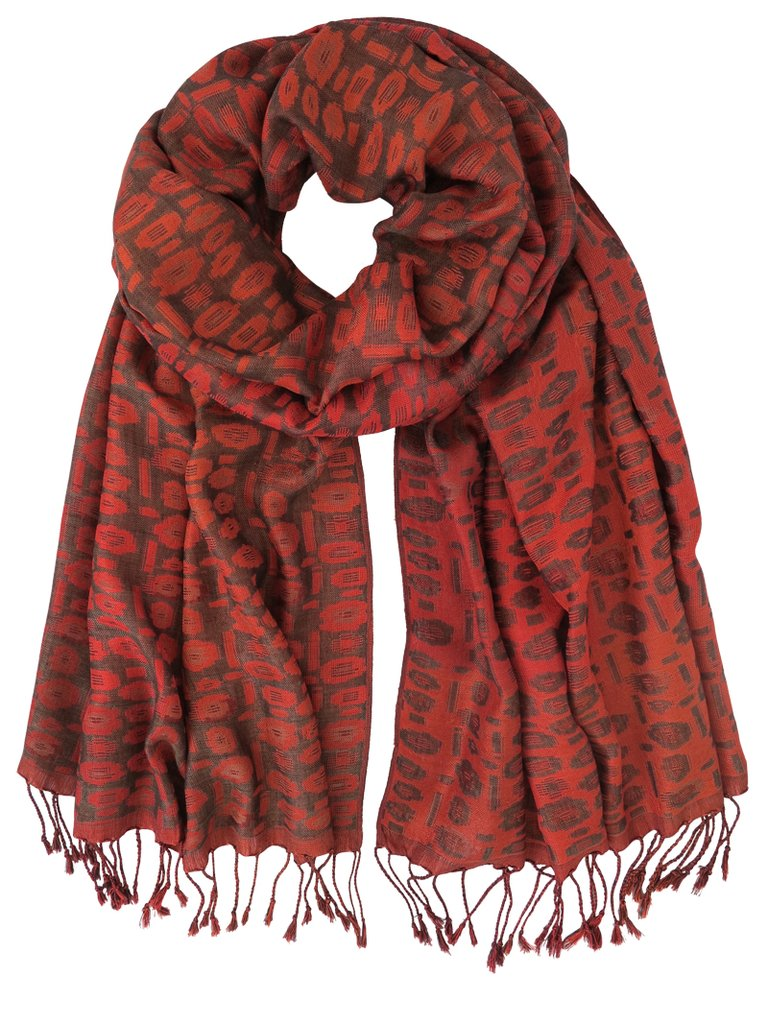 Silketørklæde - mange varianter