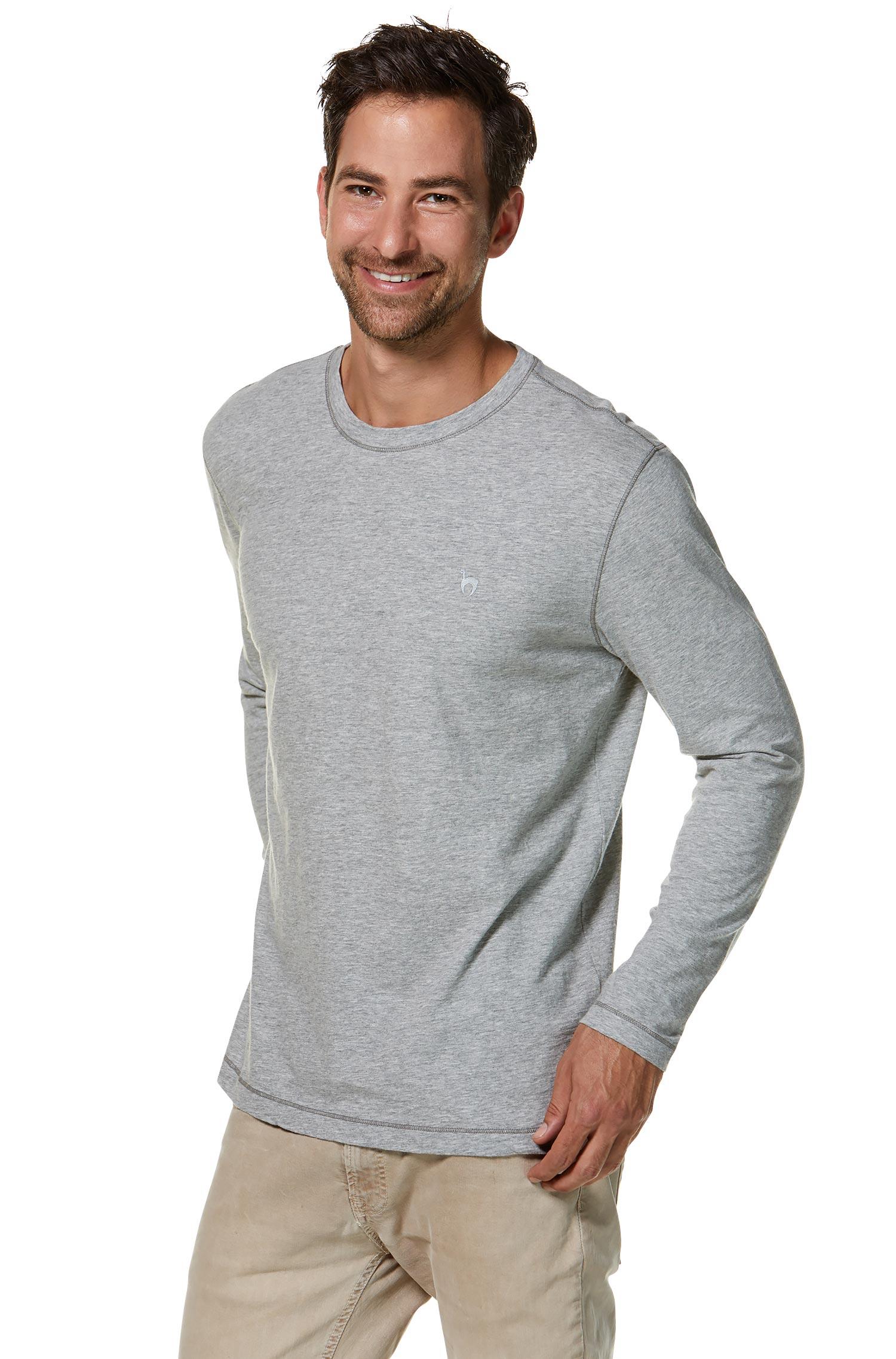 Mateo Royal-Longsleeve Shirt - Silver