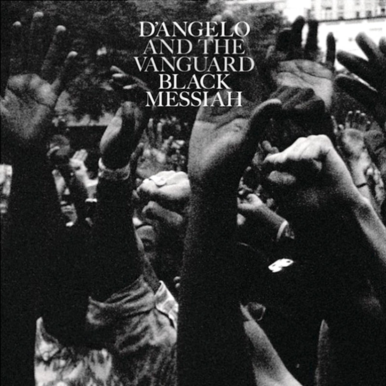 D'Angelo & The Vanguard - Black Messiah [2xLP]