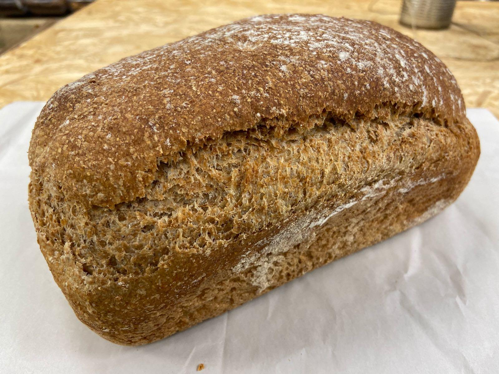 Wholewheat Bread (800g)