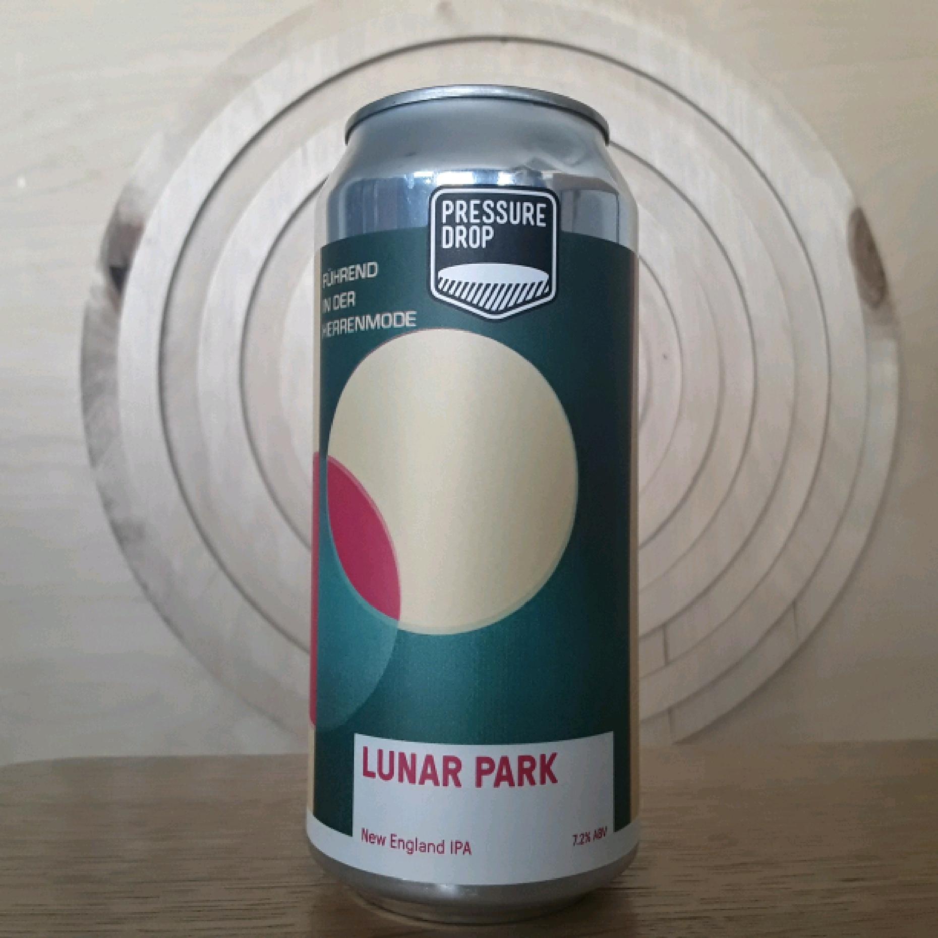 Pressure Drop Luna Park NEIPA