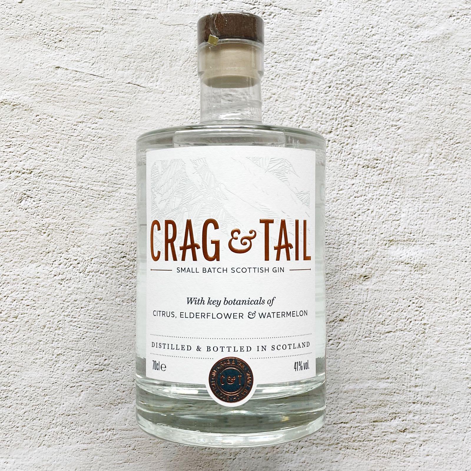 Crag & Tail Gin