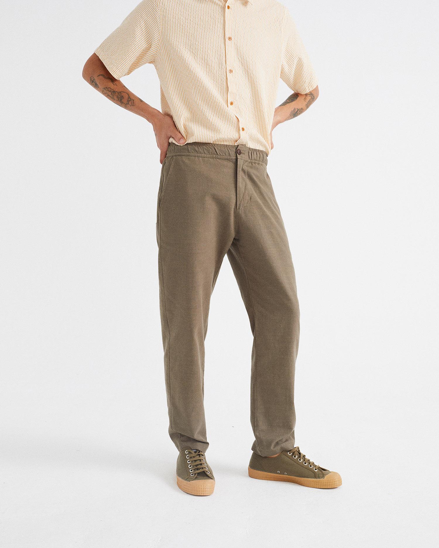green travel pants, herren - thinking mu